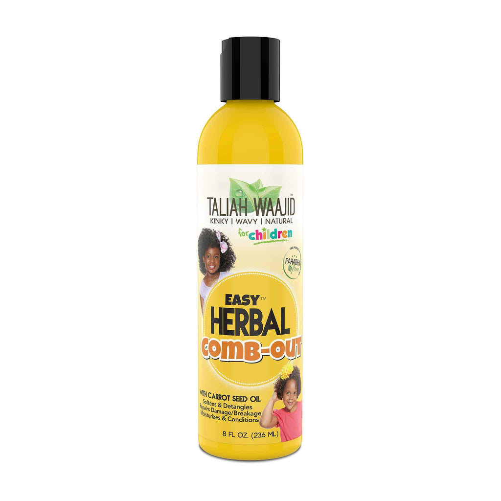 Taliah Waajid Kids- Easy Herbal Comb-Out 8oz