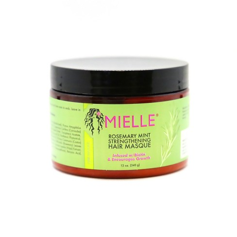 Mielle Rosemary & Mint Hair Masque 12 oz