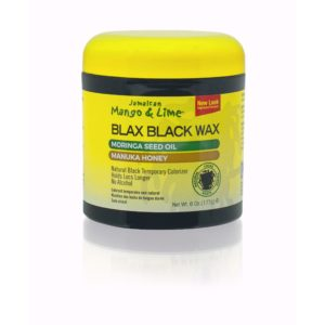 Jamaican Mango & Lime- Blax Black Wax 6 oz
