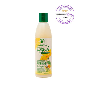 Jamaican Mango & Lime Pure Naturals- Coconut Milk & Honey Shampoo 8oz