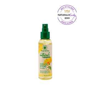 Jamaican Mango & Lime Pure Naturals- Shea Oil Styling Serum 4 oz