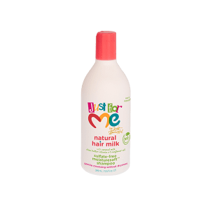 Just for Me Natural Hair Milk- Sulfate-Free Moisturesoft Shampoo 13.5