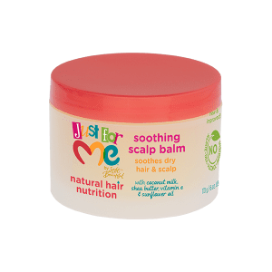 Just for Me Natural Hair Milk- Soothing Scalp Balm 6oz