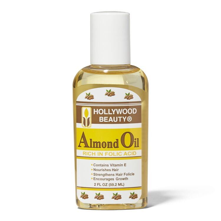 Hollywood Beauty Essential Oils- Almond 2 oz