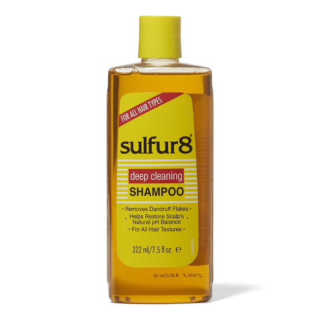 Sulfur 8- Deep Cleaning Shampoo