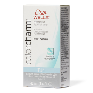 Wella Color Charm- Permanent Liquid Hair Toner