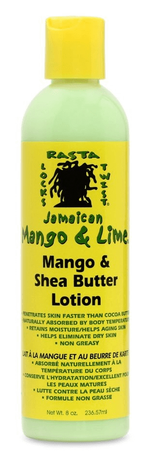 Jamaican Mango & Lime - Mango & Shea Butter Lotion 8 oz
