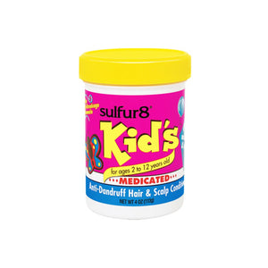 Sulfur 8 Kids- Anti-Dandruff Hair & Scalp Conditioner