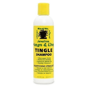 Jamaican Mango & Lime- Tingle Shampoo 8oz