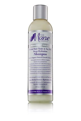 The Mane Choice- Heavenly Halo Deep Hydration Shampoo 8oz