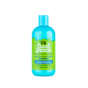 Just for Me Curl Peace- Ultimate Detangling Shampoo 12oz