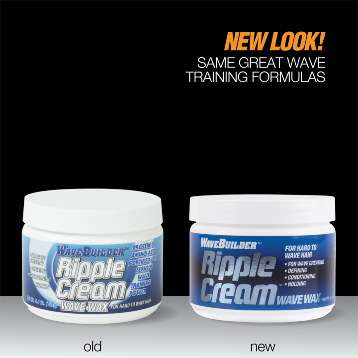 WaveBuilder- Ripple Cream Wave Wax 5.4oz