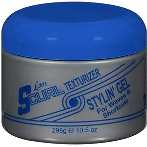 Luster's S-Curl- Texturizer Stylin' Gel 10.5oz