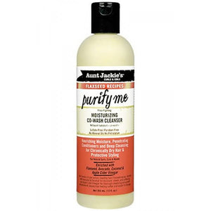 Aunt Jackie's- Curls & Coils/Flaxseed Recipes Purify Me 12 oz