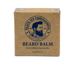 Black Ice Professional- Beard Balm 2 oz