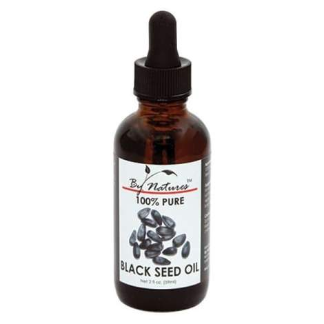By Nature's- Black Seed Oil 2oz