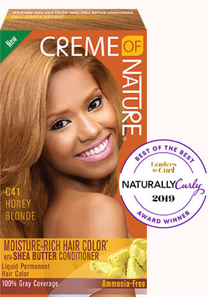 Creme Of Nature Moisture-Rich Hair Color with Shea Butter Conditioner