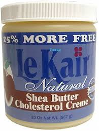 LeKair Natural- Cholesterol Creme 20oz