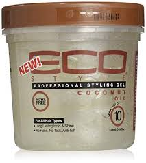ECO Styling Gel - Coconut Oil