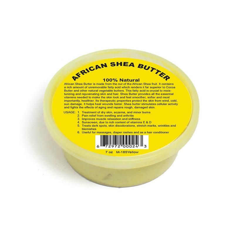 MJ- African Shea Butter 100% Natural 16oz