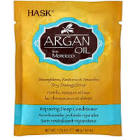 HASK Argan Oil- Intense Deep Conditioning Hair Treatment 1.75oz