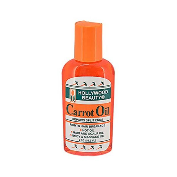 Hollywood Beauty Essential Oils- Carrot 2 oz