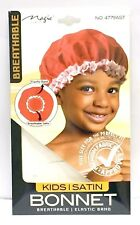 Magic Collection- Children's Breathable Satin Bonnet