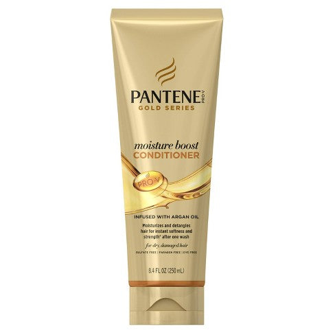 Pantene Gold Series- Moisture Boost Conditioner 8.4oz