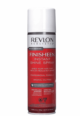 Revlon Realistic Finisheen Instant Shine Spray 8.7 oz