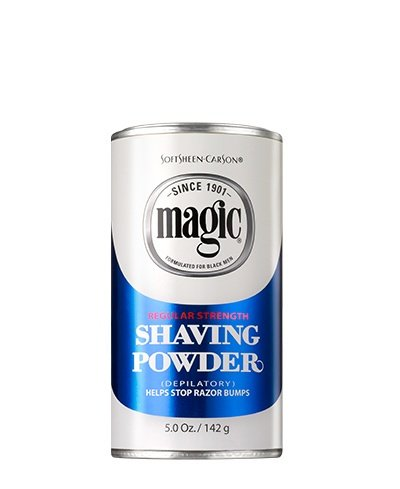 Softsheen Carson Magic- Shaving Powder Regular Strength 4.5 oz