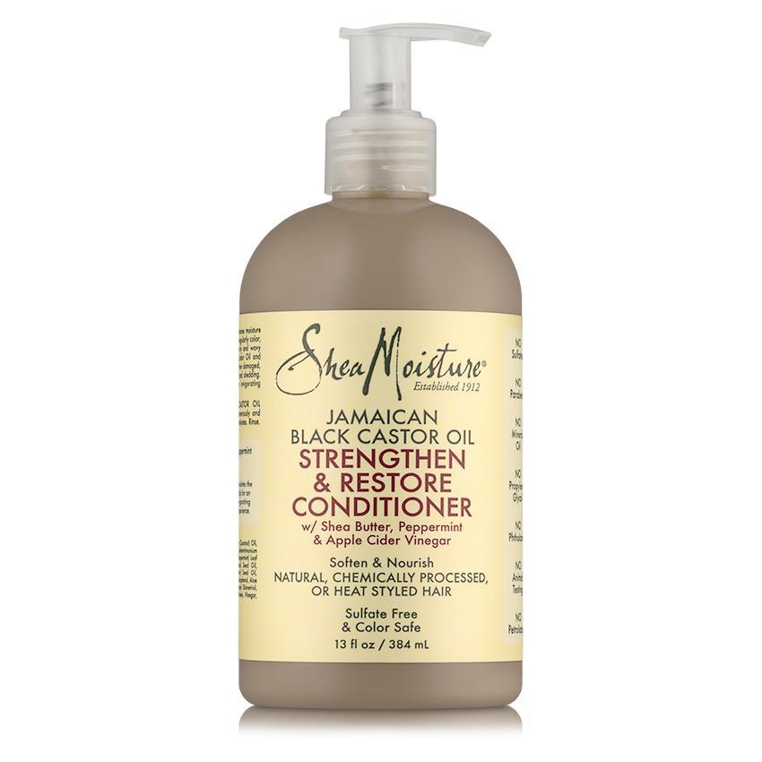 Shea Moisture- Jamaican Black Castor Oil Strengthen & Restore Conditioner 19.5oz