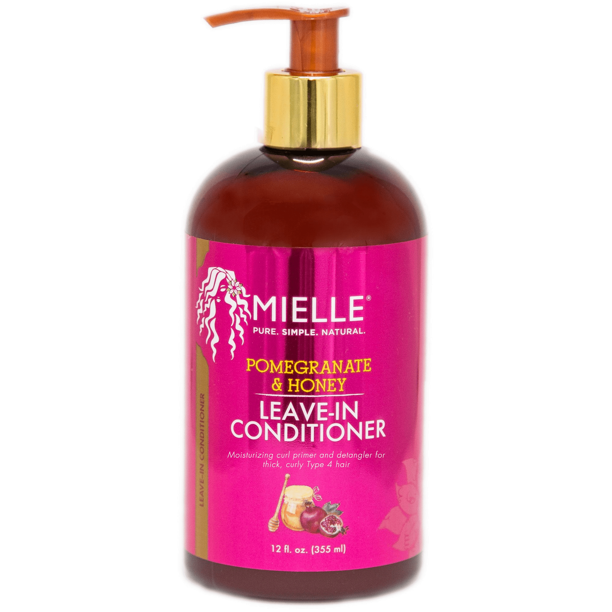 Mielle Pom/Honey Lv-In Conditioner 12oz