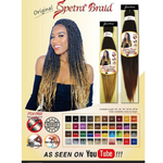 Spetra Prestretched Braid 26""