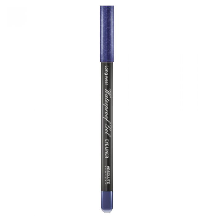 Absolute New York Long Wear Waterproof Gel Eye Liner