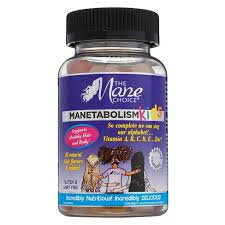 The Mane Choice Kids - ManetabolismKids Vitamins