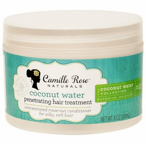 Camille Rose Coconut Water- Penetrating Hair Treatment 8 oz