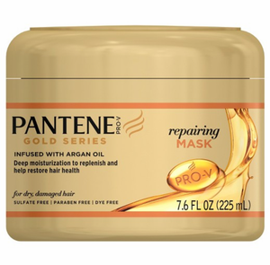Pantene Gold Series- Repairing Mask 7.6oz