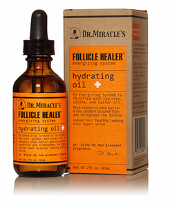 Dr. Miracle's- Follicle Healer Hydrating Oil 2oz