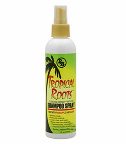 B&B- Tropical Roots Dry Shampoo Spray 8 oz