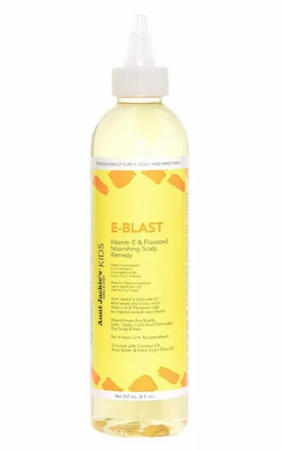 Aunt Jackie's- Kids E-Blast Vitamin E & Flaxseed Nourishing Scalp Remedy 8 oz