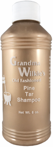 Grandma Wilke's Old Fashion Pine Tar Shampoo 8oz