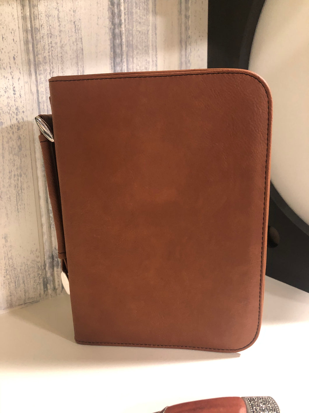 Leather Bible Case