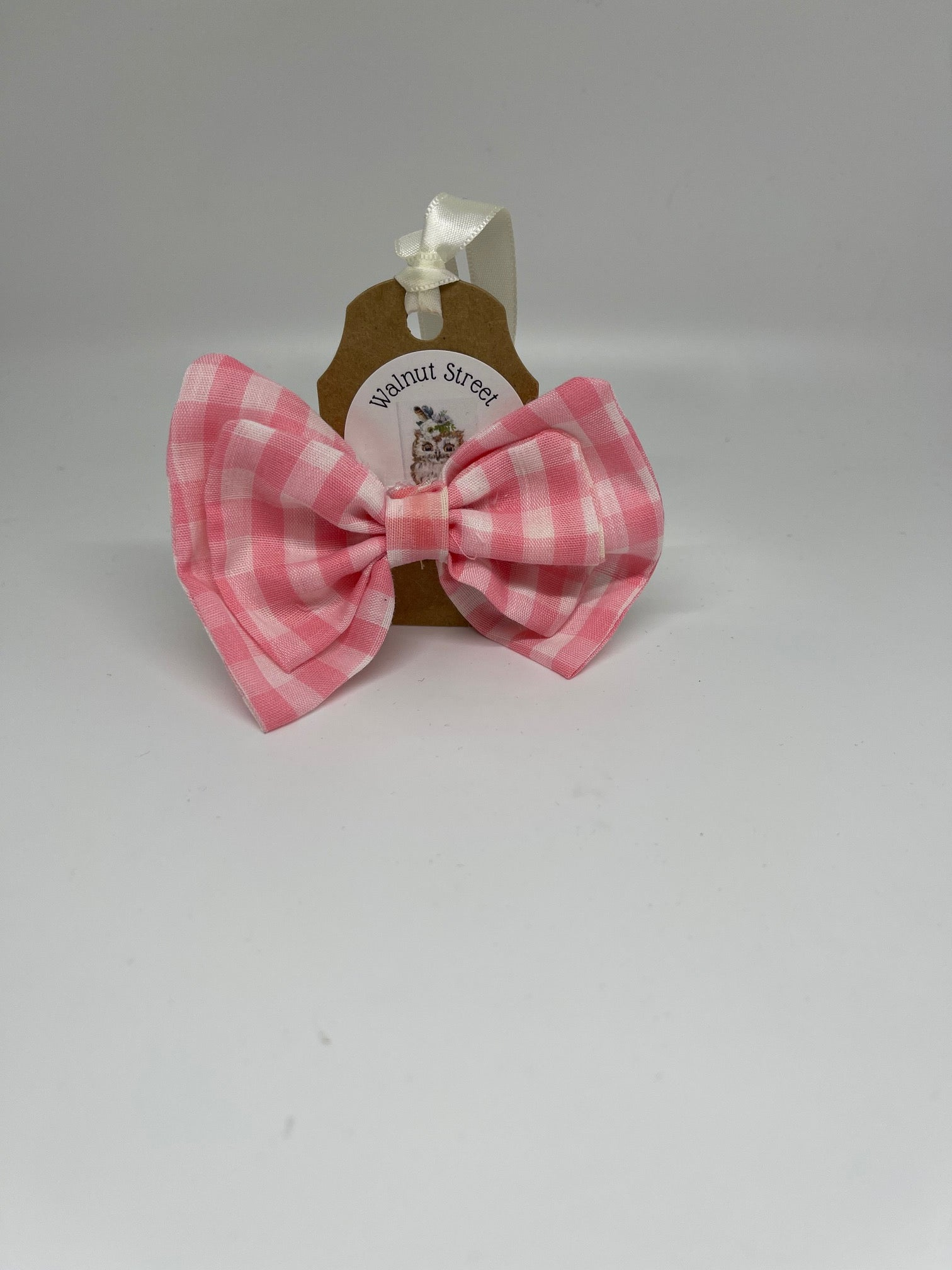 WALNUT STREET TREASURES - PINK GINGHAM