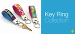 Load image into Gallery viewer, KEY RING - SANTA FE