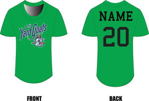 Yard Goats Little League Shirt
