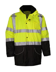 Class 3 7-IN-1 3M™ ScotchliteTM Waterproof All Seasons Jacket 8503