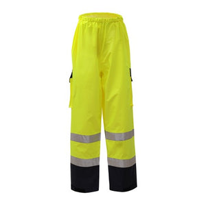 CLASS E PREMIUM WATERPROOF PANTS WITH BLACK BOTTOM 6803