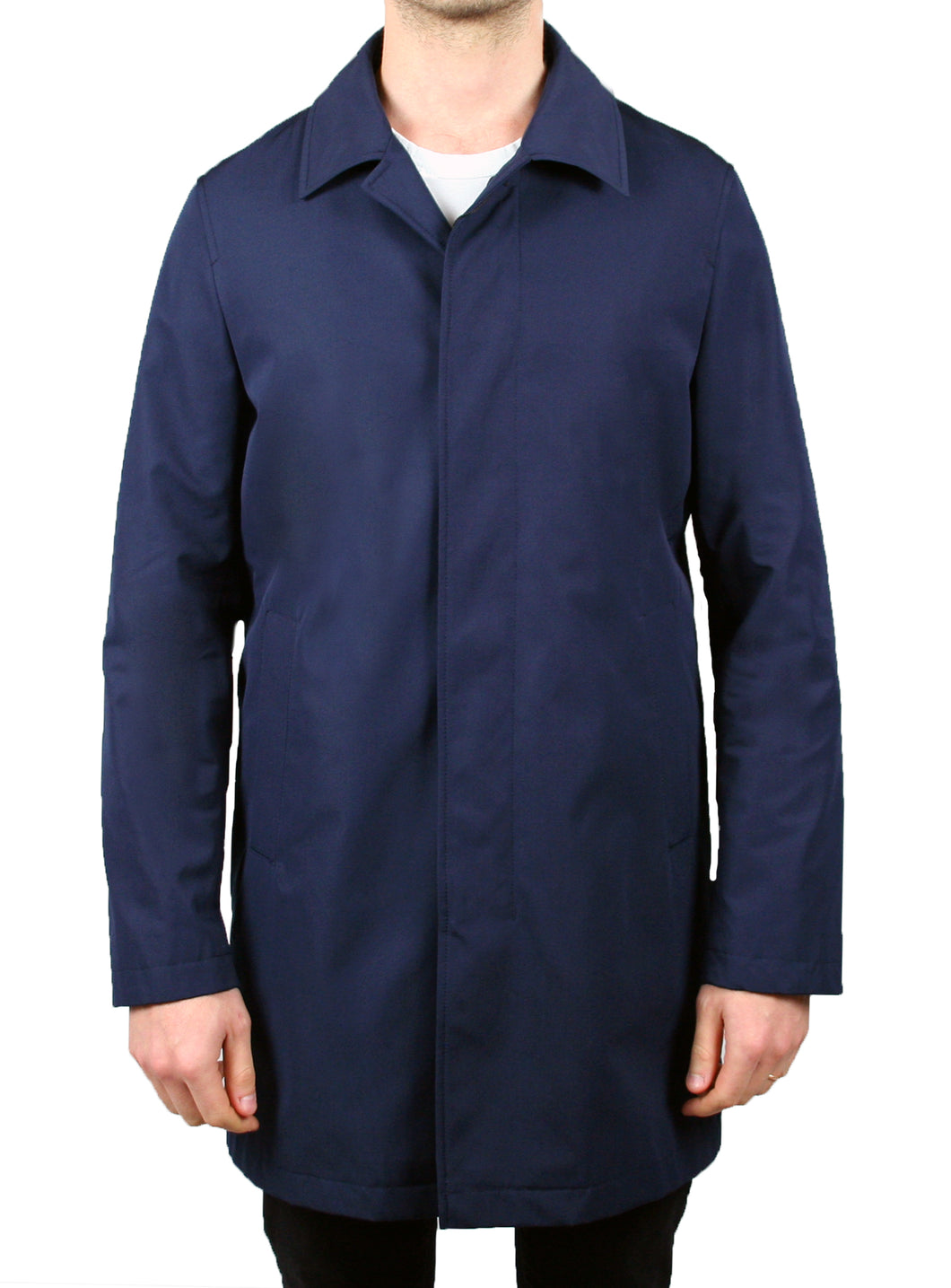 Blue Myles Raincoat