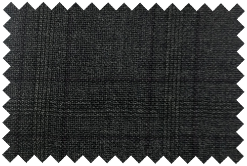 7328S6S - Charcoal Plaid Jacket