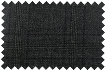 Load image into Gallery viewer, P328S6S - Charcoal Plaid Pants